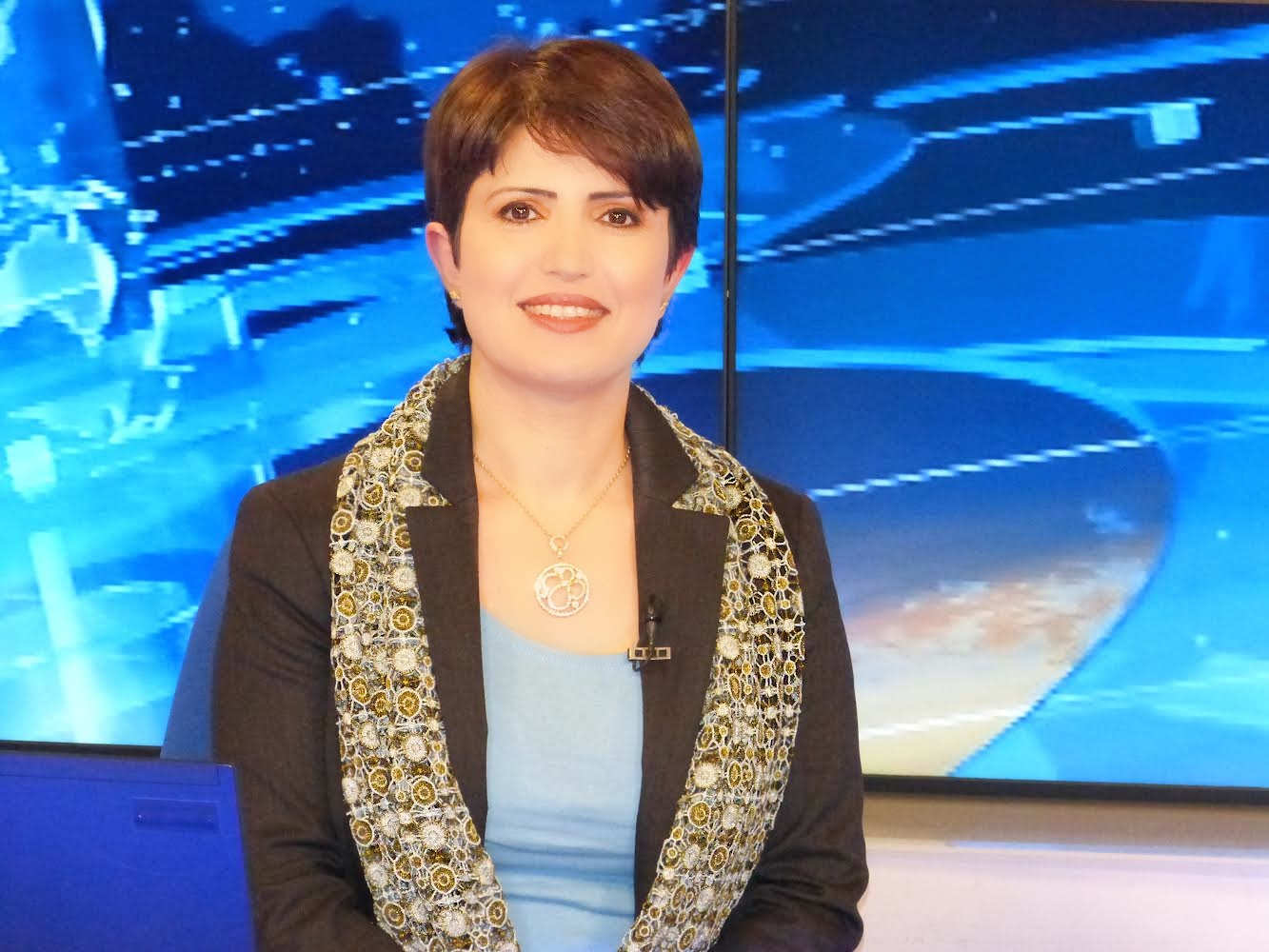 Dr-Widad at Ronahi TV